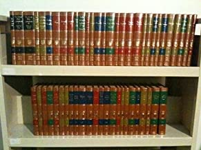 Great Books Of The Western World - 54 Volume Set, Incl. 10 Vols of Great Ideas Program & 10 Volumes Gateway To Great Books