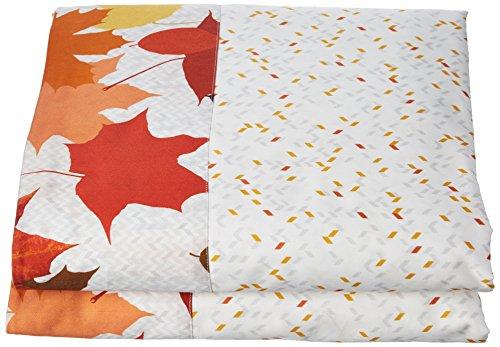 ESSIX Drap de lit, Coton, Multicolore, 180x290 cm