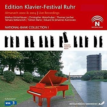 Almanach 2002 & 2004: Live Recordings (Edition Ruhr Piano Festival Vol. 1-8)