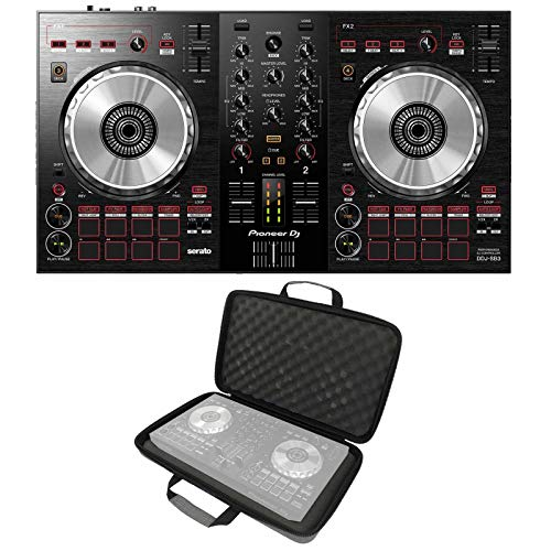 Why Should You Buy Pioneer DJ DDJ-SB3 Portable 2-Channel Controller for Serato DJ & Magma CTRL Case