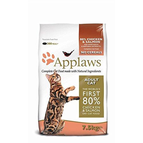 Applaws Cat Adult mit Hühnchen & Lachs 7,5kg