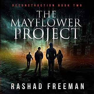 The Mayflower Project: A Post-Apocalyptic Thriller audiobook cover art