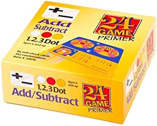 24 Game Add/Subtract Primer