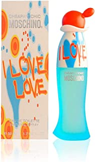 Perfume Moschino I Love Love EDT 100ML