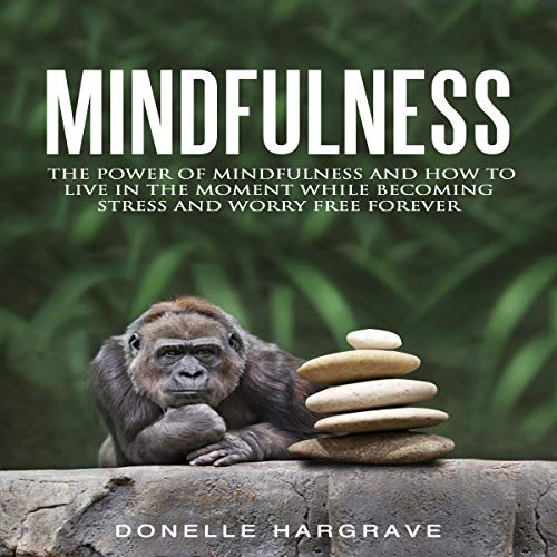 Mindfulness Audiobook By Donelle Hargrave cover art