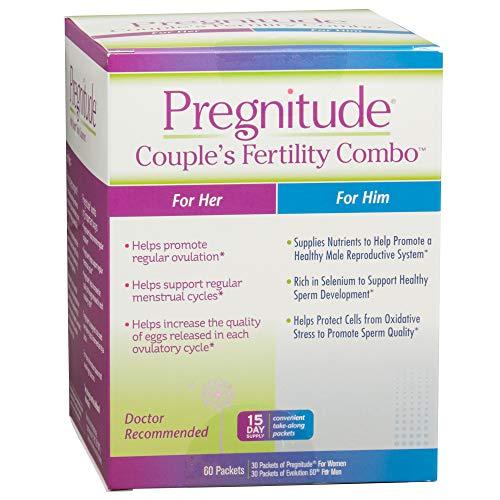 Couple's Fertility Combo - Pregnitu…