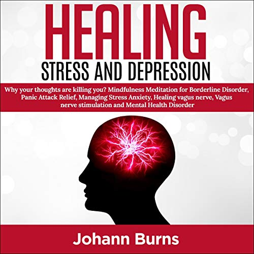 Healing Stress, Anxiety and Depression cover art