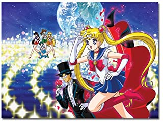 GE Animation Sailor Moon-Sailor Moon Stars Playing Cards Standard 699858510399