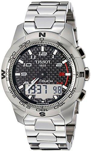 TISSOT T-TOUCH T0474204420700- Orologio da uomo