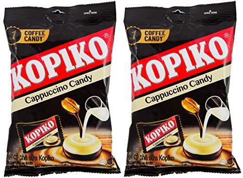 [ 2x 150g ] KOPIKO coffeeSHOT [ Cappuccino ] Kaffee Bonbons Coffee Candy