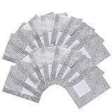 BTYMS 400 Pcs Nail Polish Remover Nail Foil Wraps Nail Gel Remover Soak Off Foils Cotton Pads Acrylic Removal Wraps