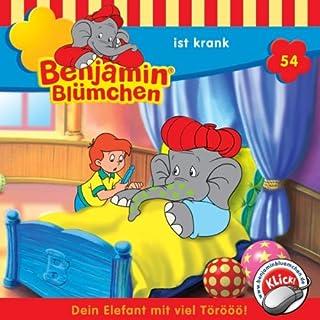 Benjamin ist krank Titelbild