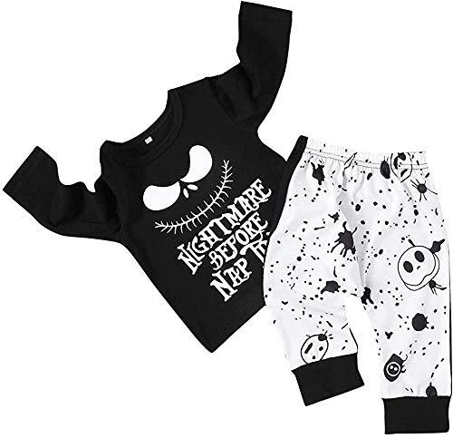 Geizland Conjunto de pijama de manga larga para bebé Set de 2 piezas - transparente - Medium