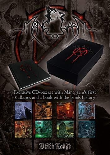 8CD Boxset + Book