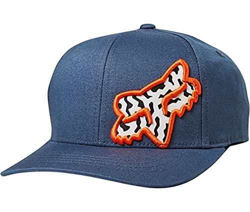 Fox Youth Psycosis Flexfit Hat Blue Steel