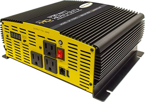 Go Power! 1750W Modified Sine Wave Inverter