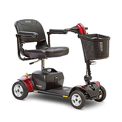 Pride GoGo Elite Traveller LX Mobility Scooter 17 Amp