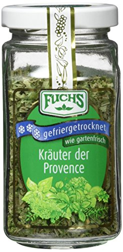 Fuchs Kräuter der Provence gefriergetrocknet, 2er Pack (2 x 10 g)