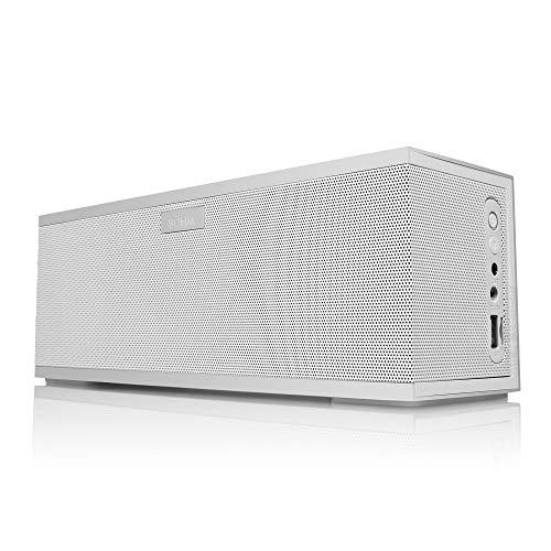 BOHM BIG Wireless Bluetooth 4.0 Stereo Speaker - Silver (New)