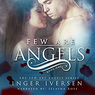 Few Are Angels audiobook cover art