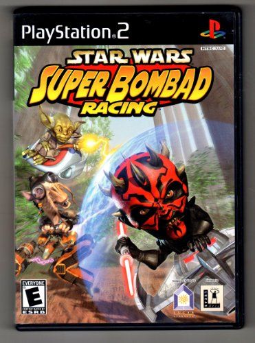 Star Wars: Super Bombad Racing(北米版)