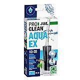 JBL PROCLEAN AQUA EX 10-35, 6142500, Nettoyeur de fond, pour Aquariums de 10 - 35 cm de hauteur, Mulmglocke