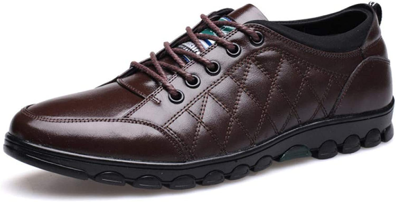 WLFHM Men's, Casual shoes, Lace, 6cm Lace-up shoes