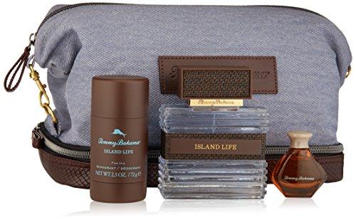 Tommy Bahama Island Life for Him, Travel Kit, Gift Set
