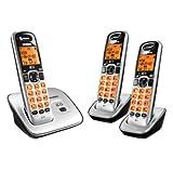 Uniden D1660-3 DECT6.0 Caller ID Cordless handset with 3 handsets