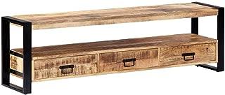 Best dark mango wood tv cabinet Reviews
