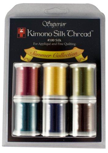 Kimono Silk Thread - Summer Collection