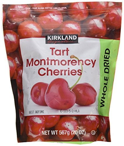 Kirkland Signature Tart Montmorency Whole Dried PACK OF 6