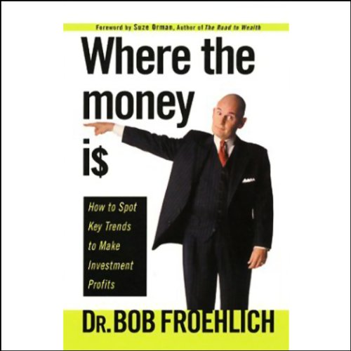 Where the Money Is audiobook cover art