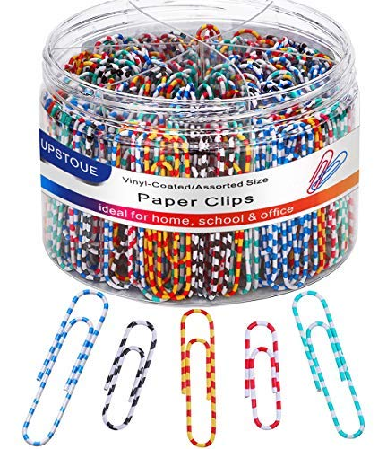 Our #5 Pick is the VINACO Paper Clips