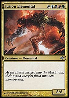 Magic: the Gathering - Fusion Elemental - Conflux