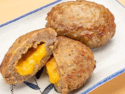 【ハンバーグ】チーズイン ハンバーグ 140g×5個 主婦にも大人気お惣菜!ハンバーグ【温めるだけ】【冷凍】【訳あり】【レンジでチン】