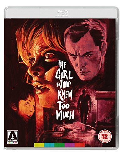 The Girl Who Knew Too Much [Dual Format Blu-ray + DVD] [UK Import]