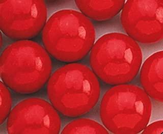 Red Balls of Fire Cinnamon Gumballs 1LB Bag