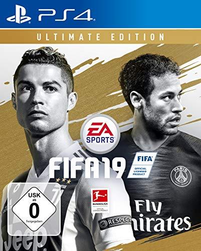 FIFA 19 - Ultimate Edition | PS4 Download Code - deutsches Konto