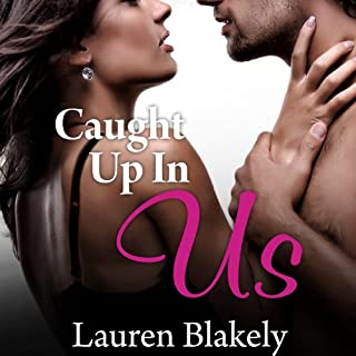 Caught Up in Us audiobook cover art