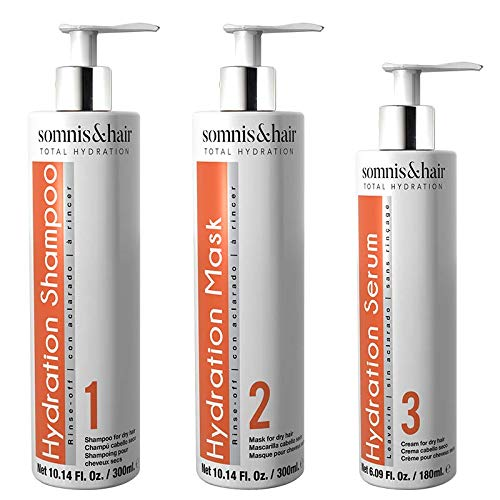 somnis&hair by abril et nature Pack Total Hydration Tratamiento Cabellos Secos