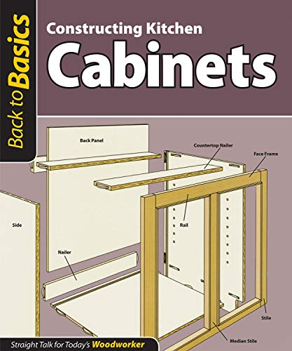 Constructing Kitchen Cabinets (Back to Basics): Straight Talk for Today's Woodworker