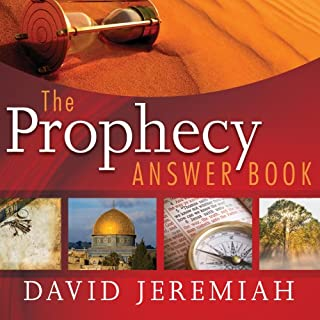 The Prophecy Answer Book cover art