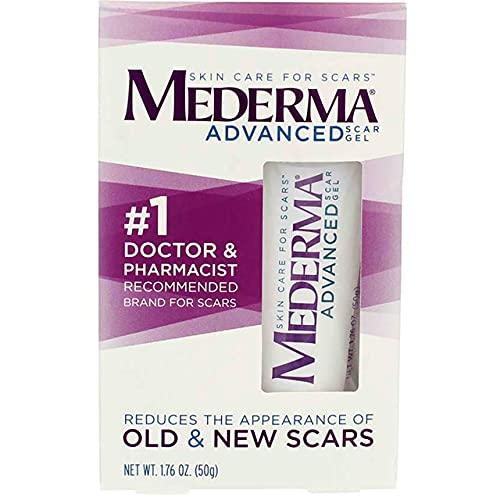 Mederma Advanced Scar Gel, 1.76 oz (50 g)