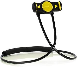 حامل الهاتف RM-C27 الذي يعلق حول الرقبة او الخصر مرن بامكانية تدوير 360 درجة يناسب الهواتف قياس من 4 وحتى 10 انش من ريماكس