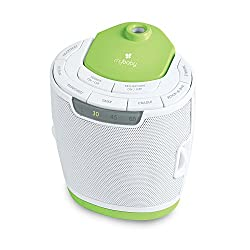 White noise machine gifts for new dads