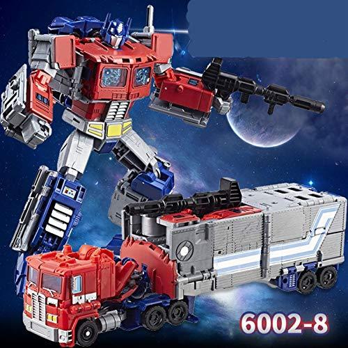 N\A Black Mamba H6002-8 Masterpiece Actions Figuren,Verformbares Spielzeug -33cm