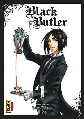 Black Butler, tome 1