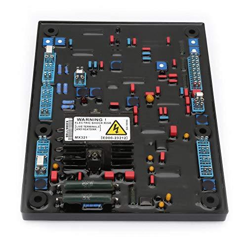 Automatischer Spannungsregler, MX321-A AVR Automatischer Spannungsregler Generator Spannungsregler Einsteller Generator Teile