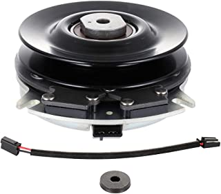 ECCPP New Electric Lawn Mower Electric PTO Clutch Kits 00389900 Compatible with Ariens/Gravely/Great Dane/Oregon/Prime/Rotary/Sears Craftsman/Stens/Warner/Wood Mizer/Woods